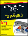 HTML XHTML and CSS AllInOne For Dummies 2nd Edition