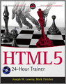 HTML5 24Hour Trainer