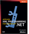 Applied XML Programming for Microsoft NET