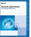 Security Operations for Microsoft Exchange 2000 Server
