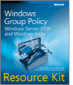 Windows Group Policy Resource Kit Windows Server 2008 and Windows Vista
