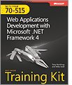 MCTS SelfPaced Training Kit Exam 70515 Web Applications Development with Microsoft NET Framework 4