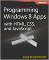 Programming Windows 8 Apps with HTML CSS and JavaScript
