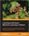 Learning scikitlearn Machine Learning in Python