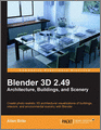 Blender 3D 249 Architecture Buidlings and Scenery