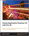 Oracle Application Express 40 with Ext JS
