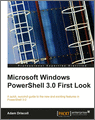 Microsoft Windows PowerShell 30 First Look