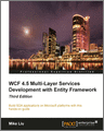WCF 45 MultiLayer Services Development with Entity Framework 3rd Edition