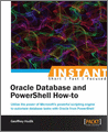 Instant Oracle Database and PowerShell Howto